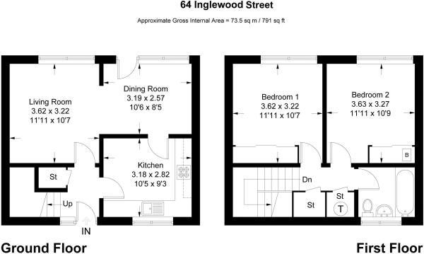 64 Inglewood S...