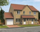 3 bed new house for sale in Jubilee Close...