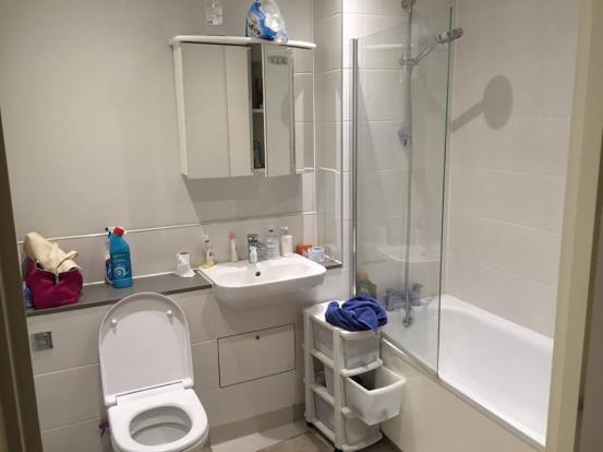 Shared bathrooom