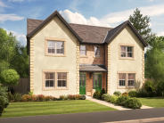 new house for sale in Moor Road, Stainburn...