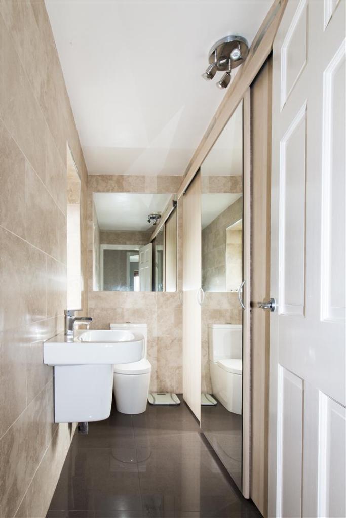 External WC