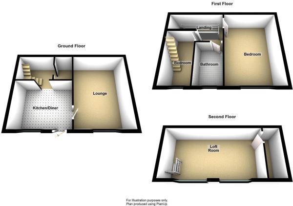 6 Gladstone St Floor