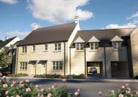 4 bed new house for sale in Cirencester Road...