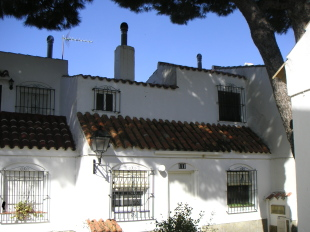 Terraced property in Andalusia, Cádiz...