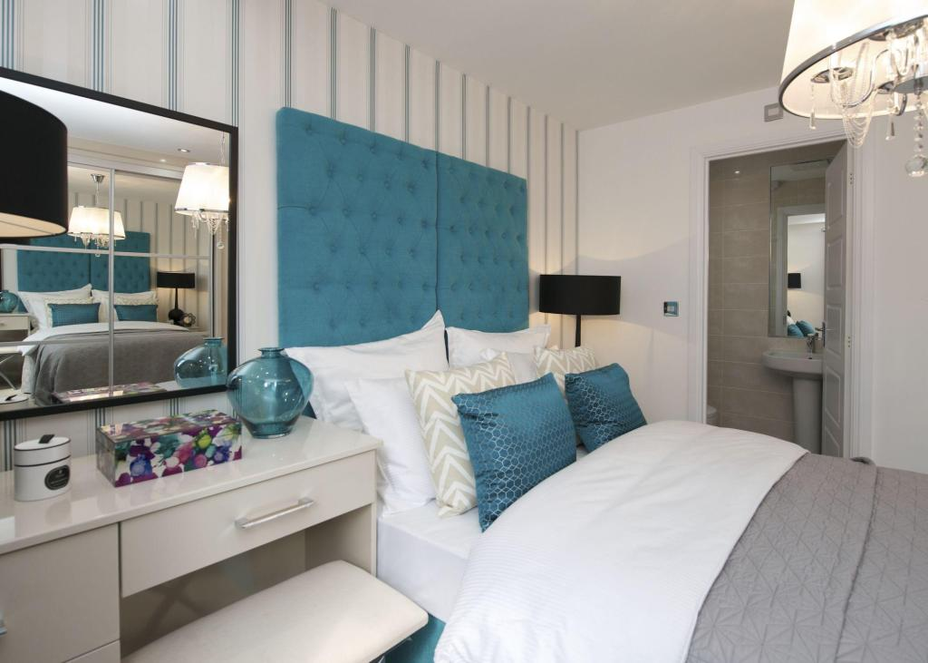 Typical Colchester master bedroom with en suite
