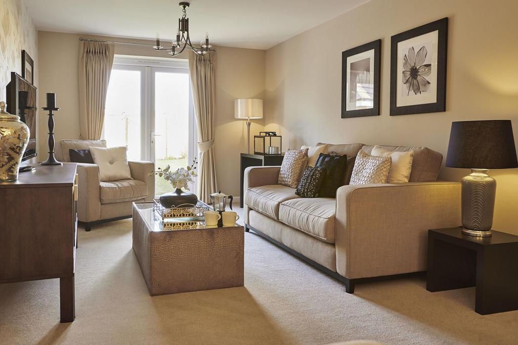 Typical Thornbury lounge
