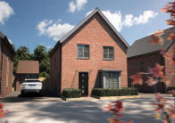 4 bedroom new property in Tommy Taylors Lane...