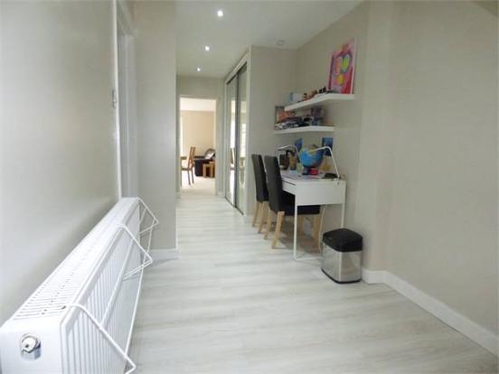 Large inner hallway