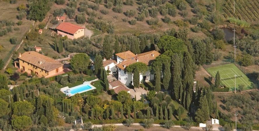 Manor House in Tuscany, Florence for sale