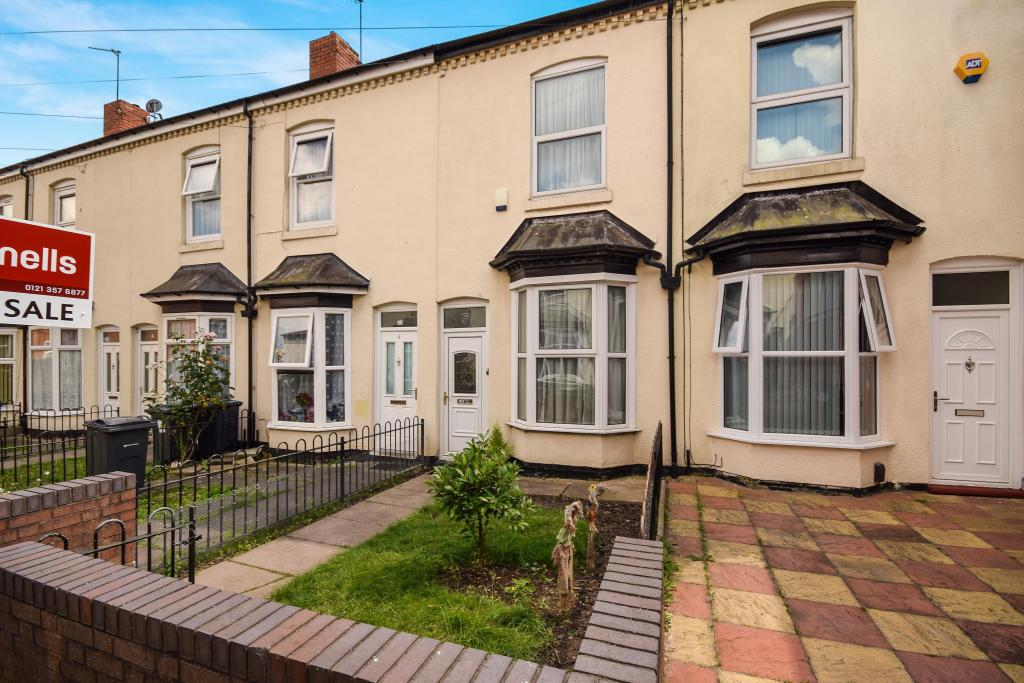 2 bedroom terraced house to rent in leonard road