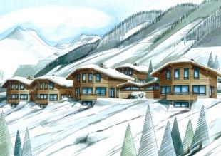 6 bed Chalet in Rhone Alps, Haute-Savoie...