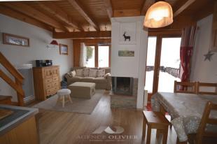 semi detached home in Les Gets, Haute-Savoie...