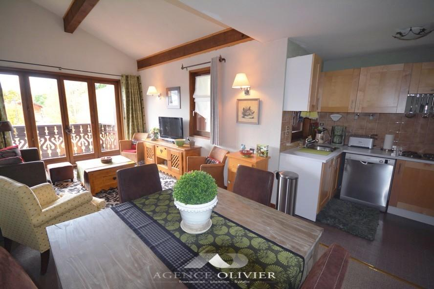 3 bedroom Apartment in Les Gets, Haute-Savoie...