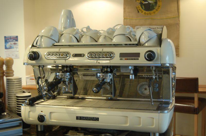Coffee Barista...