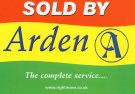Arden Residential Estate Agents, Yardley branch logo