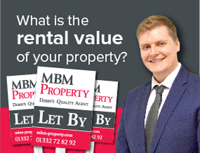 Get brand editions for MBM Property, Derby