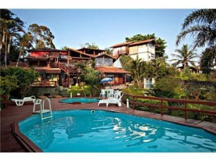 12 bed Character Property in S�o Paulo, Ilhabela