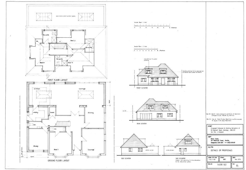 proposed plan and el