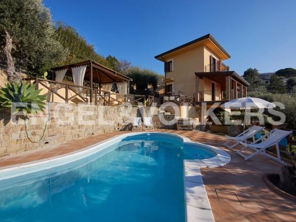 5 bedroom Villa in Capo d`Orlando, Messina...