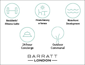 Get brand editions for Barratt London, Enderby Wharf