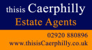 thisis Caerphilly Estate Agents, Caerphilly logo