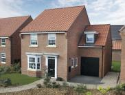 4 bedroom new property in Larpool Lane, Whitby...
