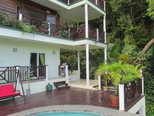 Villa for sale in Marigot Bay