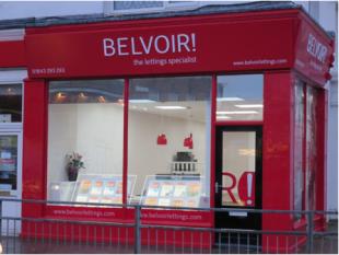 Belvoir, Margatebranch details