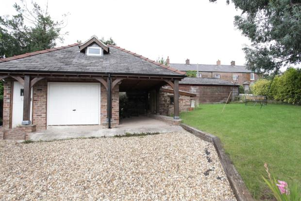 Detached Garage With