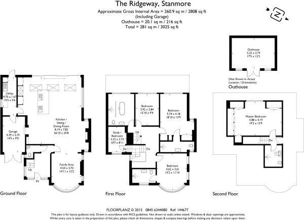 5 The Ridgeway 14...