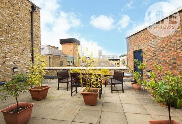 Communal Roof terrace