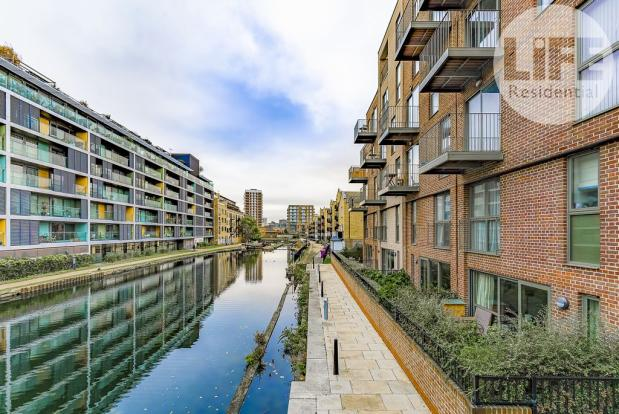 Regent's Canal View