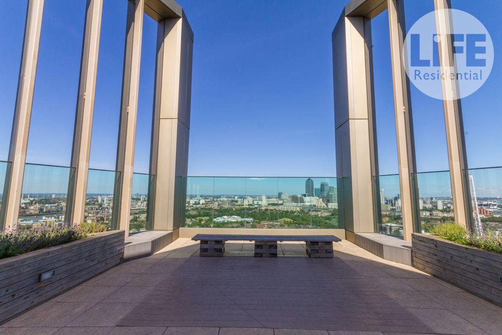 25th Floor Communal Roof Terrace