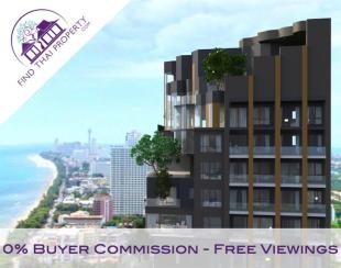 Pattaya new Apartment for sale