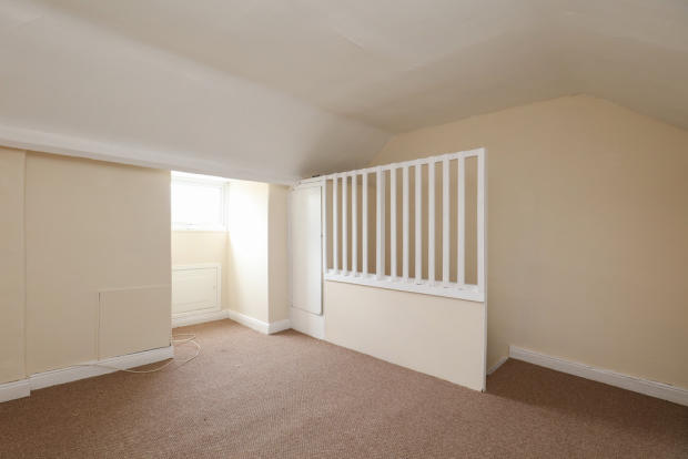 Bedroom 3 - Attic