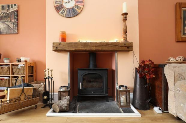 Fireplace - Loung...