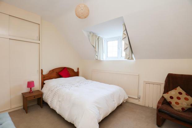 Bedroom 5 - Attic