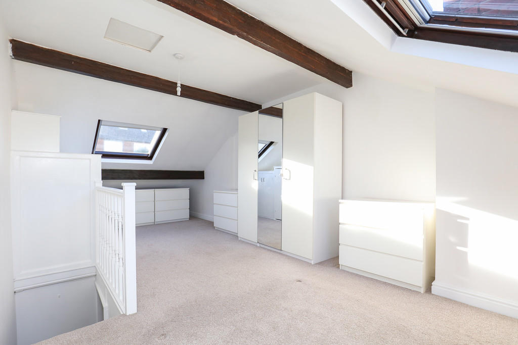 Bedroom 2 - Attic