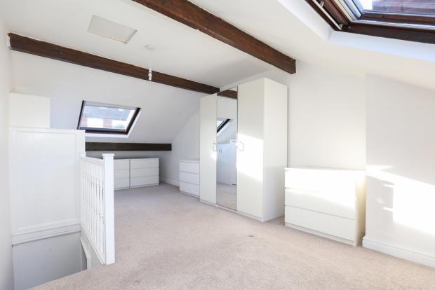 Bedroom 2 - Attic