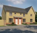 2 bed new property for sale in Hoy Gardens, Carfin...