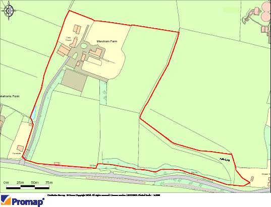 Land boundary