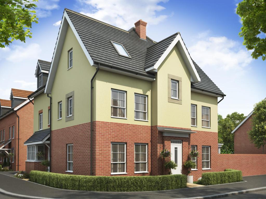 Hexham 4 bedroom home at Locksbridge Park, Andover