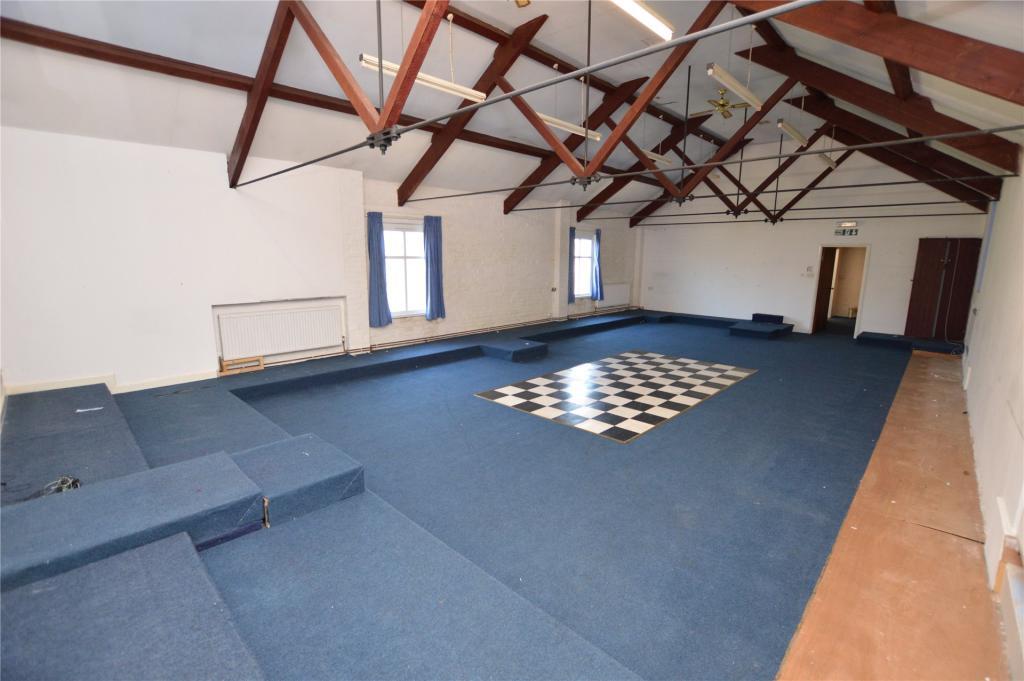 Masonic Hall 1st Flr