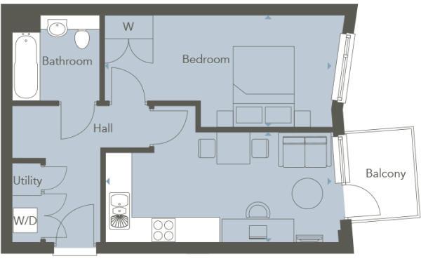 Apartment 59