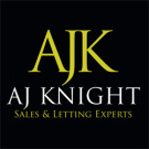 AJ Knight property services Ltd, Hayling island branch logo