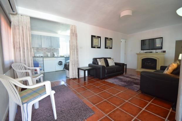 Apartment. Living ro