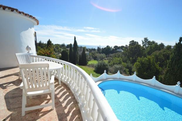 Terrace & views