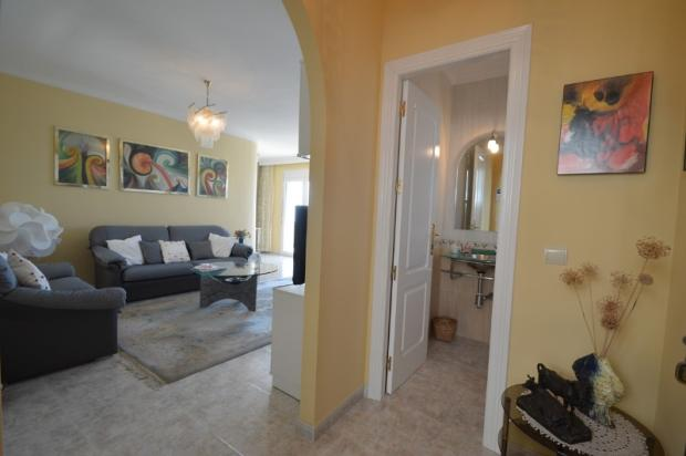 Apartment. Entrance
