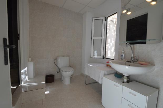 Workshop. Toilet