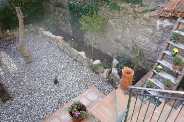 garden from terrace
